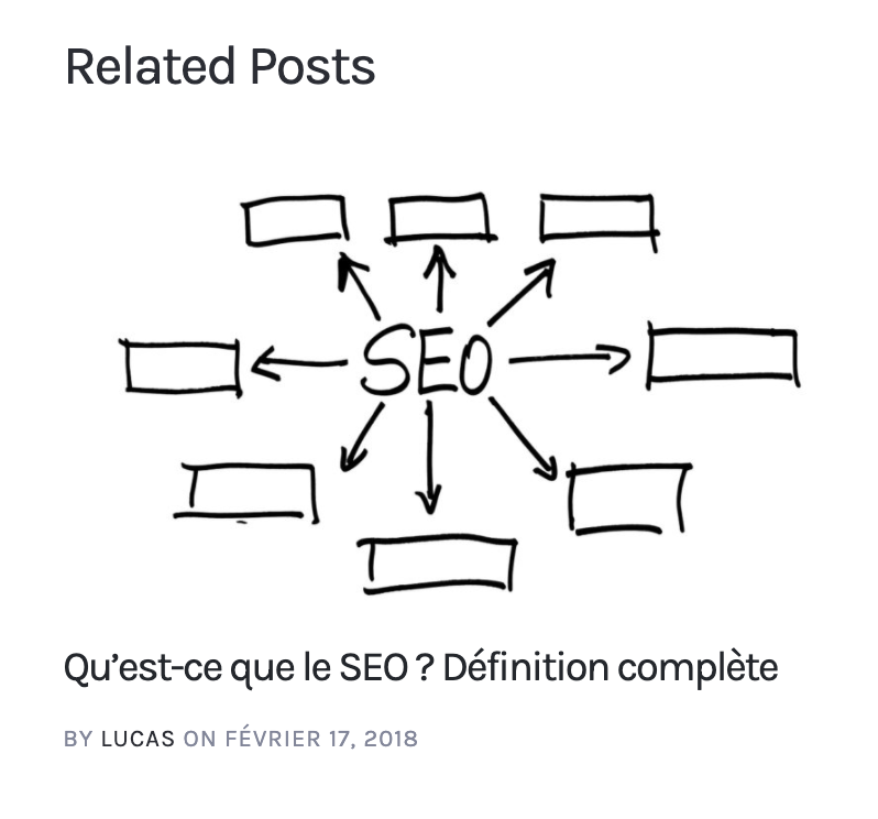 exemple d'article similaire